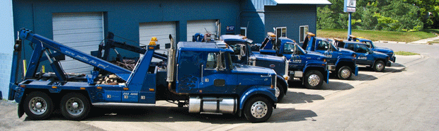 Nick's Flatbed Tow Trucks